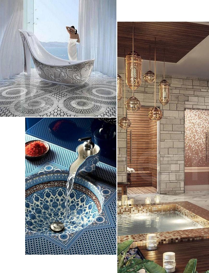 Как да постигнеш усещане за Спа в банята у дома