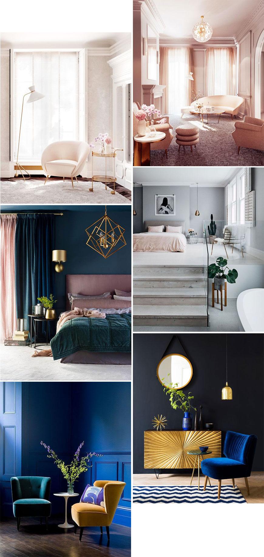Пъстри шарки или дюс цветове - кое е по-добре за дома?