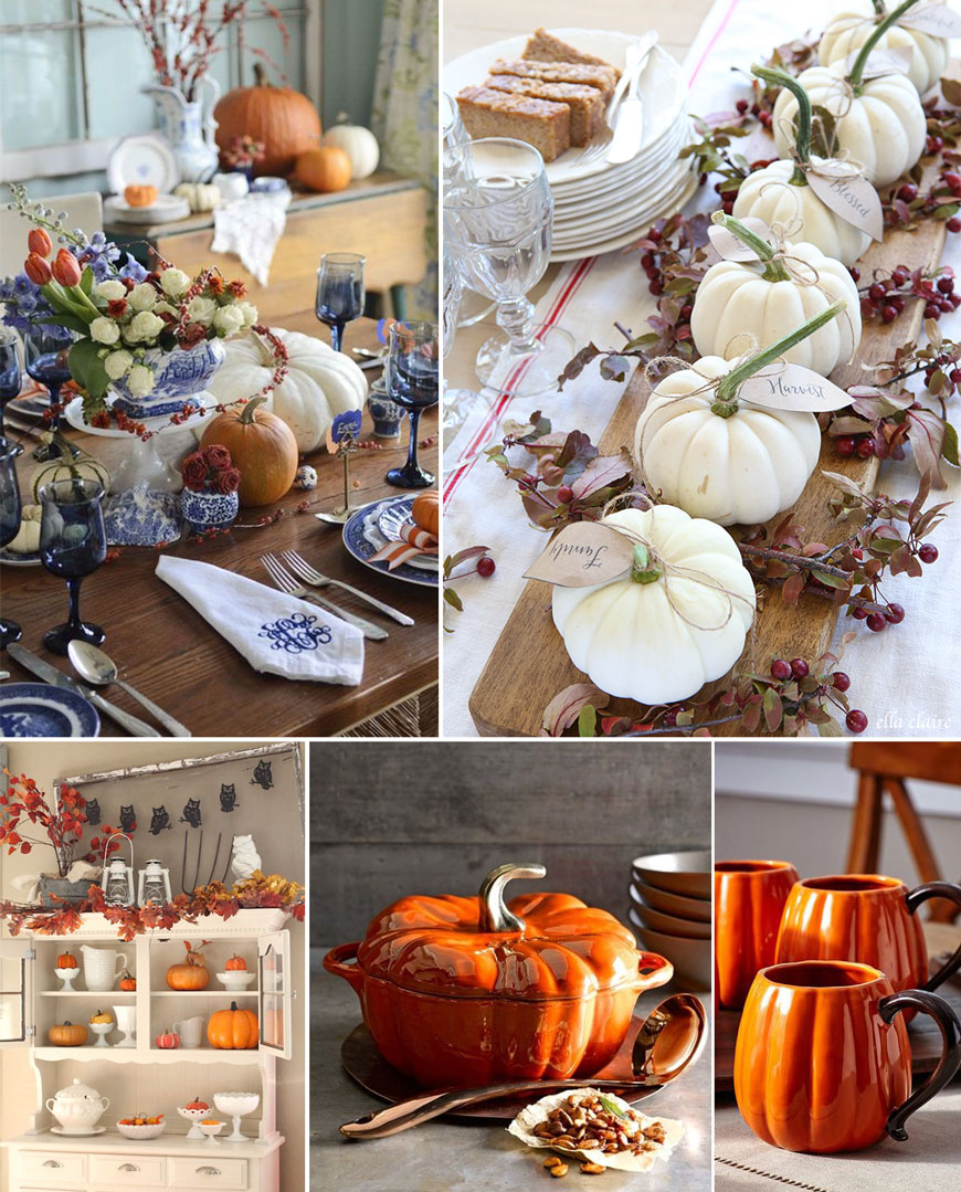 5 лесни идеи за декорация на дома през есента