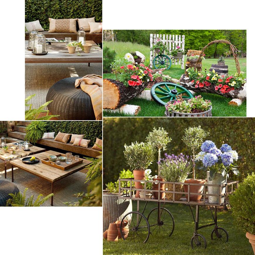 5 ключови съвета за декорация на твоята градина
