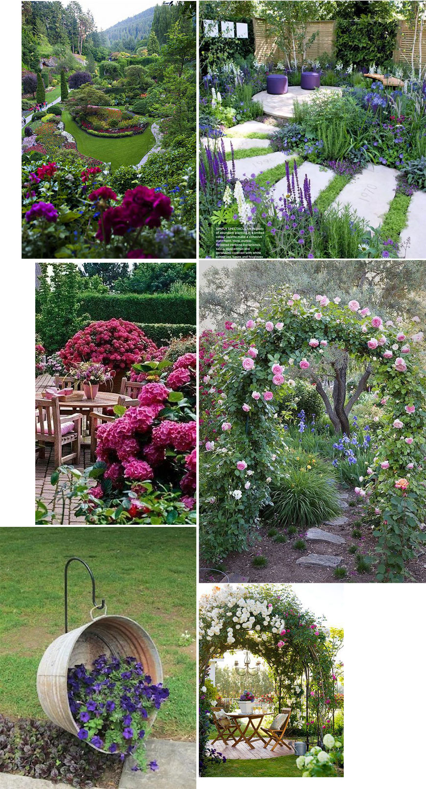 3 идеи, които ще превърнат градината ти в рай