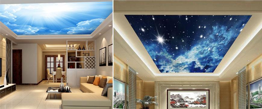 Подходящи ли са окачените тавани в ниски стаи?