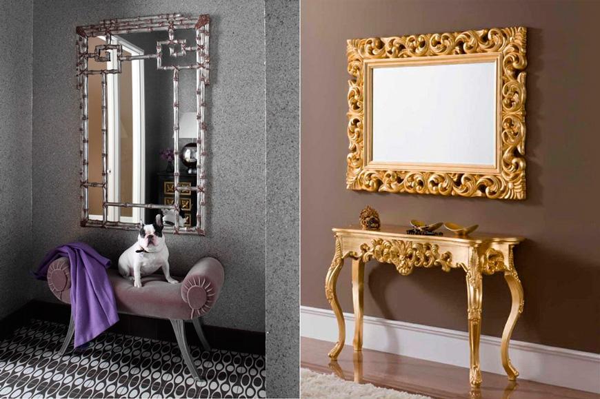 Как да използваш огледалата в интериорния дизайн
