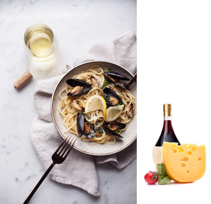 Как да сервираме спагети и паста на парти или у дома със стил