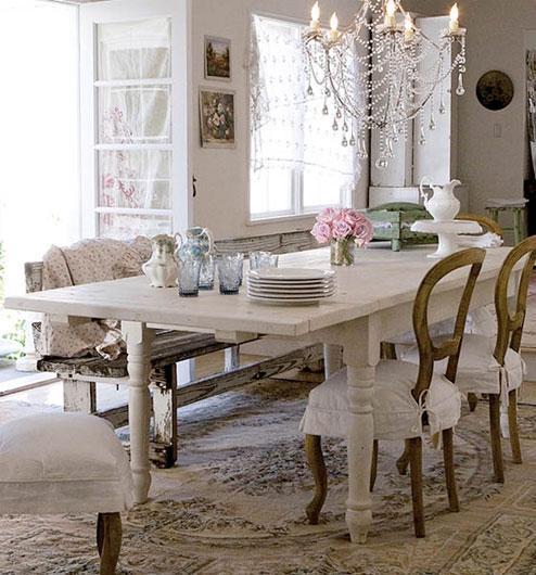 10 начина домът ни да придобие Шаби Шик стил