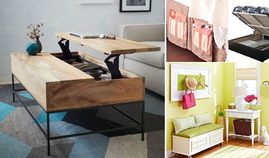 Как да обзаведеш малък апартамент със стил