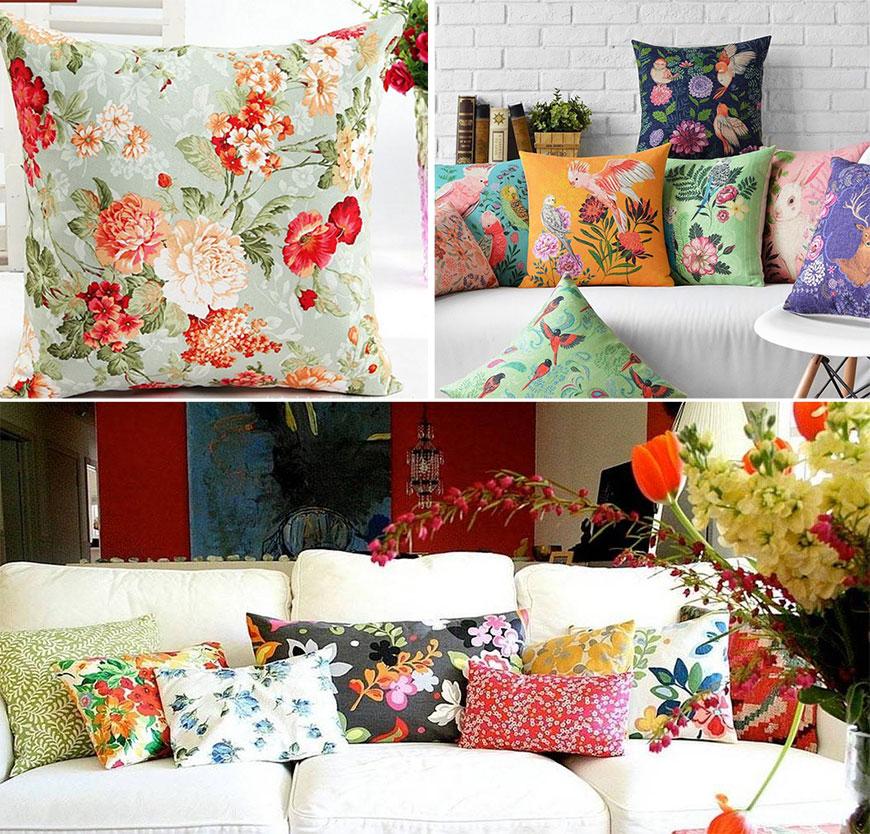 7 идеи за пролетна декорация на дома