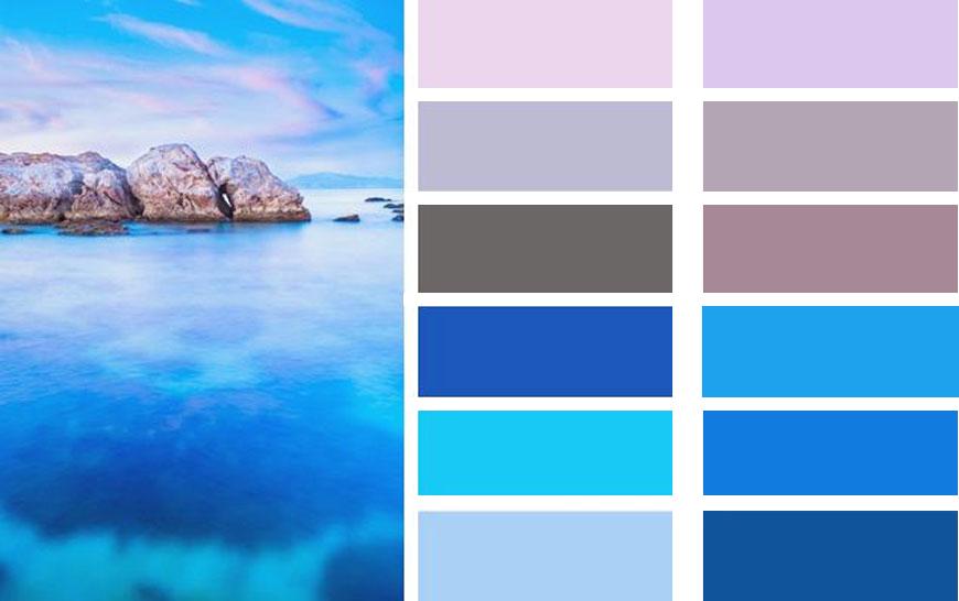 Как да създаваш изумителни цветови комбинации без дори да имаш грам познание за цветовете