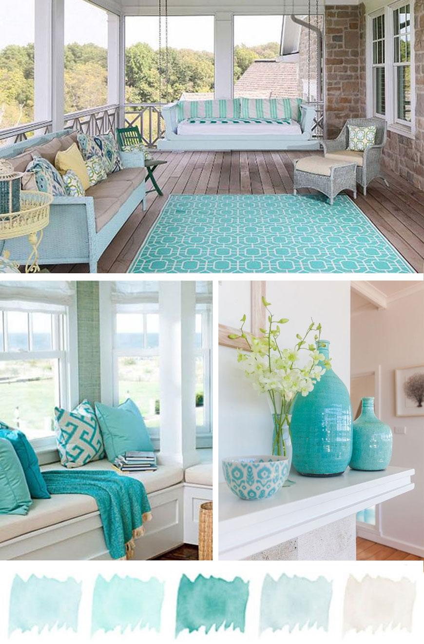 7 лесни идеи за лятна декорация на дома