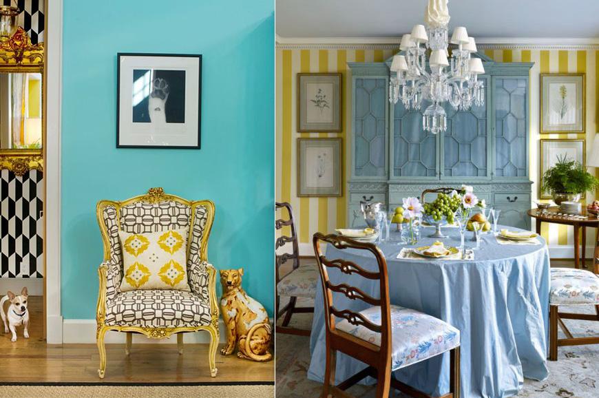 Как да съчетаеш класическото и модерното в обзавеждането на дома