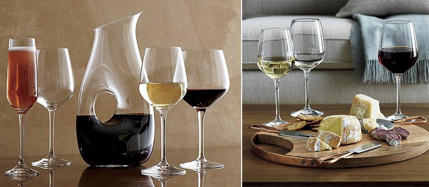 Как да избереш правилните чаши за вино