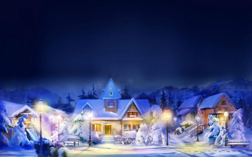 Как да превърнеш дома си в зимна приказка