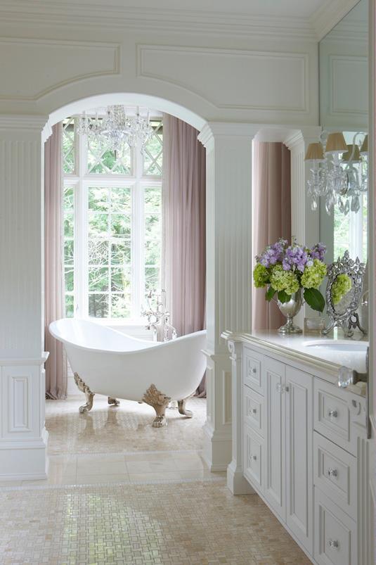 Какво да правим, когато банята ни е по-голяма от обичайно