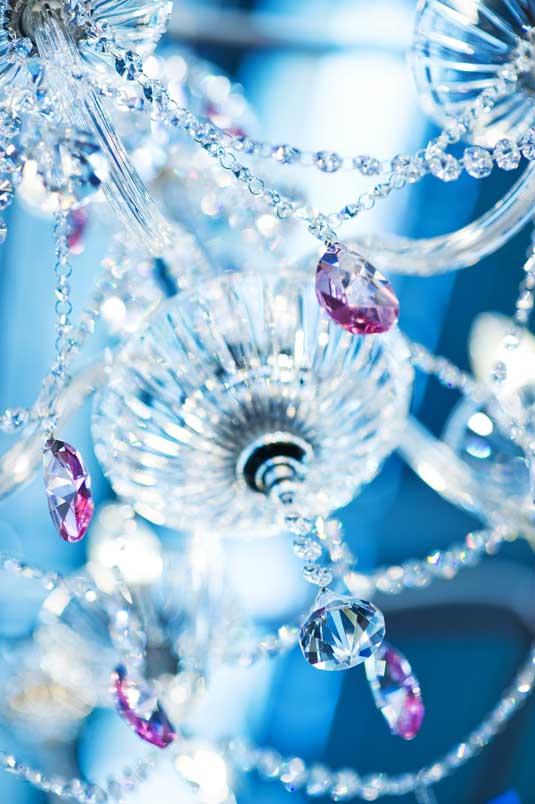 Как да изберем правилния размер за своя (кристален) полилей