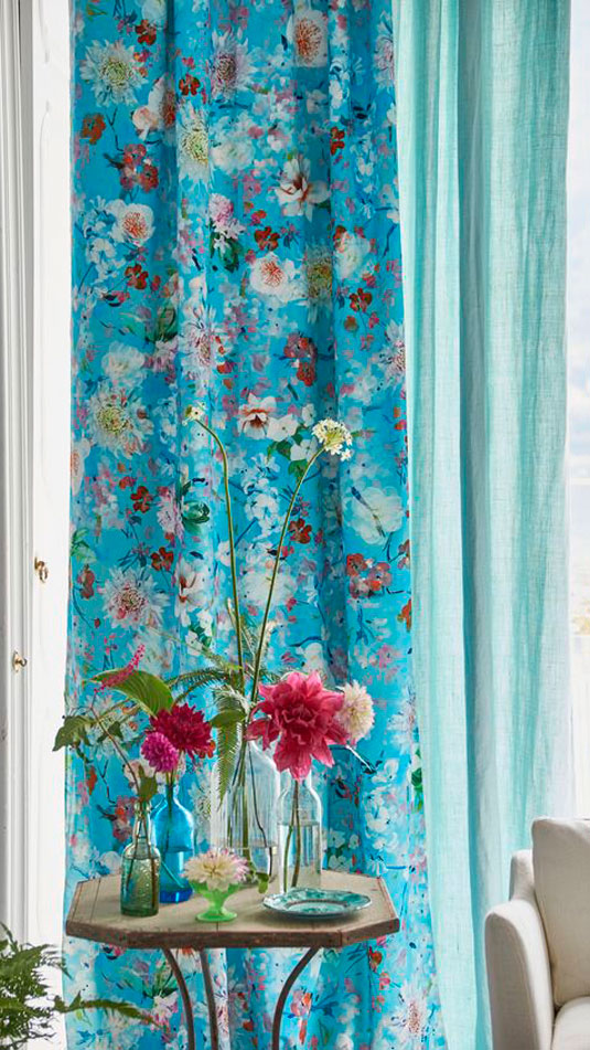 Красиви и модерни начини за окачване на пердета и завеси