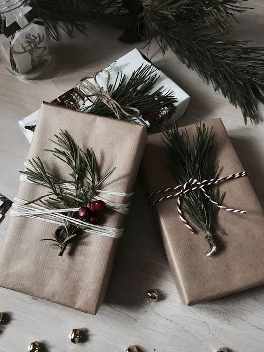 Как да опаковаш най-красивите подаръци за Коледа